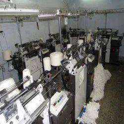 Used Jomda Glove Knitting Machine