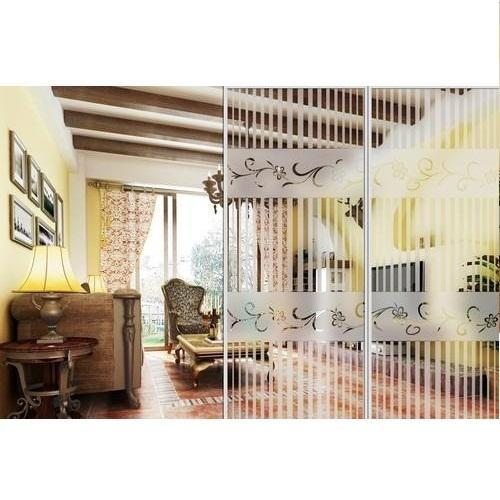 Transparent Living Room Glass Partition Rs 200 Square Feet Kiran Enterprises Id 15793446648