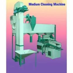 Medium Cleaning Machine