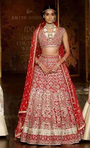 Anita Dongre - Retailer of Designer Lehenga & Sherwani Designing
