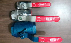 Cast Iron Screw Ball Valve, Size: 8 To 100mm