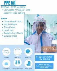 PPE Kit (95 gsm Laminated)