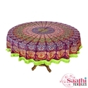Table Cloth, Size: 165 Cm