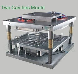 Two Cavity Aluminum Foil Container Mould
