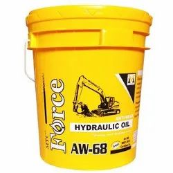 Heavy Vehicle Ultra Tech AW-68 Hydraulic Oil, Packaging Type: Bucket, Packaging Size: 20 L