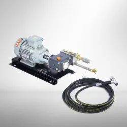 SEW 3hp 3 Planger Single Gun Car Washer for Industrial
