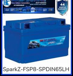 SP DIN65LBH  SF Sonic Car Batteries