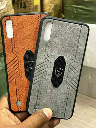 Multicolor Leather Bacj Cover UNIQUE Leather Mobile Back Cover