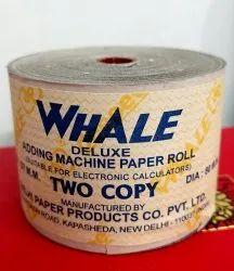 Deluxe Adding Machine Paper Roll 2 Copy