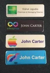 SS Name Badges