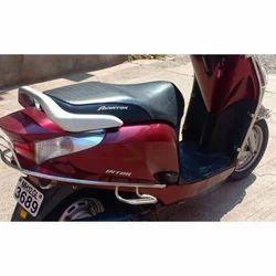 Black Rexine Seat Cover- Honda Aviator