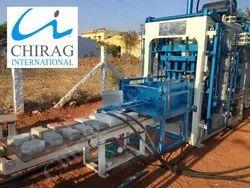 Chirag New Brand Multi Function  Brick Making Machine