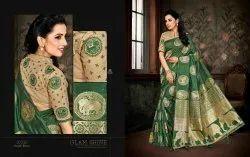 Ethnic Partywear Designer Saree