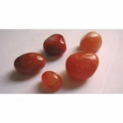 Carnelian Red Pebbles