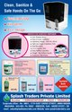 Saniter Automatic Hand Sanitizer Machine