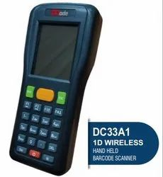 DCODE DC33A1 1D WIRELESS BARCODE SCANNER