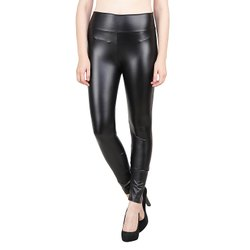 332e7a0a57d26a Casual Wear Ladies Faux Leather Leggings, Size: S-xl