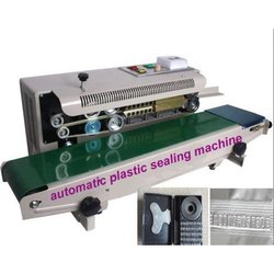 Stainless Steel Automatic Band Sealing Machine, 220 V