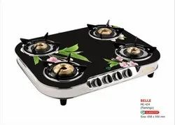 MC-424 Four Burner Stove