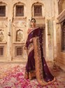 Designer Silk With Embroidery Saree