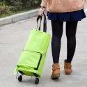 Eco Friendly, Reusable Nylon Foldable Shopping Bags