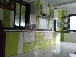 Indian Modular Kitchen Design