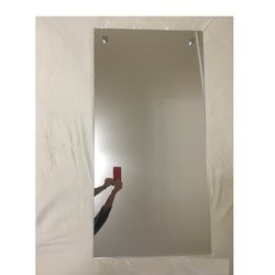 Rectangular Decorative Mirror Glass, Size: 4 X 3 Feet