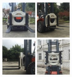 Forklift Rotator Attachment