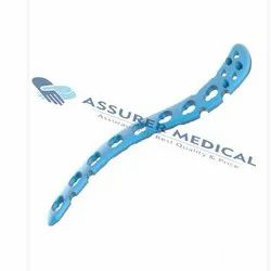 Anterior Clavicle Locking Plate with Lateral Extension