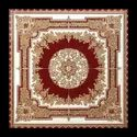 Rangoli Floor Tile, 600 Mm X 600 Mm