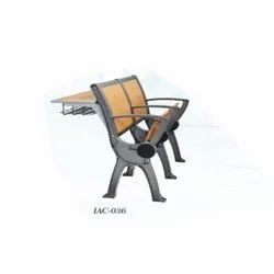 IAC-036 Institutional Classroom Step Desk Chair