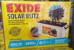 6sbz150 Exide Solar Blitz Inverter Battery