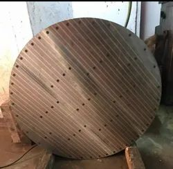 Electromagnetic Round Chuck