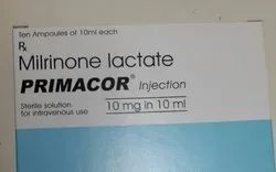 Primacor Milrinone Lactate Injection