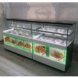 Snacks Food Counter