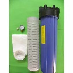 Dust Removal Water Bag Filter