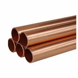 Round Medical Gas Copper Pipe