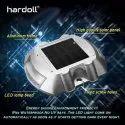 Hardoll Solar Road Stud Red Flashing