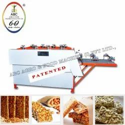 Chikki Cutting Machine