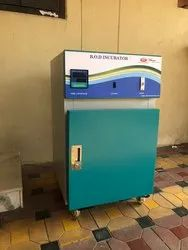 BOD Incubator with Inbuilt Sterilizer