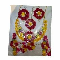 Paper Flowers Jewellery