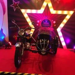 Sholay Royal Enfield Bike With Side Car On Rent