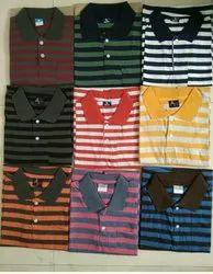 Cotton Mens T Shirts, Size: M/ L/ XL