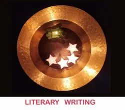 Online Literary Writing