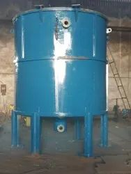 500 Litre MS Water Tank Fabrication Services