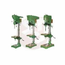 Cone Pulley Pillar Drill Machine
