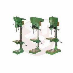 Cone Pulley Pillar Drill Machine