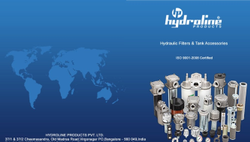 Hydroline Suction Strainer SC3 010