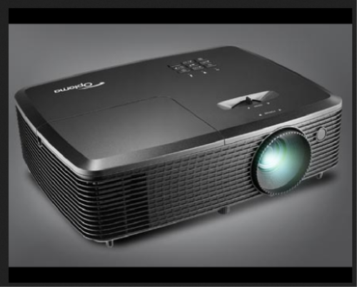 S321 Optoma Multimedia Projector - Almoe Digital Solutions Private