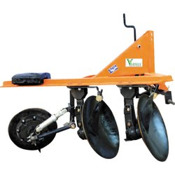 ITC DLX Tractor Operated Disc Plough